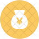 Yen Sack Money Icon