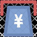 Yen Withdrawal Cash Icon