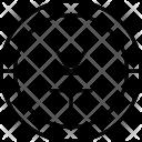 Yen Coin Cash Icon