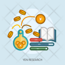 Yen Research Book Icon