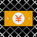 Bill Japanese Yen Icon
