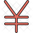 Yen Currency Cash Icon