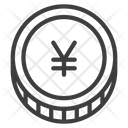 Japanese Currency Jpy Icon
