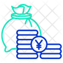 Mbusiness Connection Yen Currency Icon