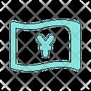 Yen Cash Money Icon