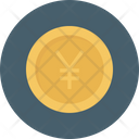 Yen Coin Currency Icon