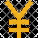 Business Finance Yen Icon