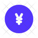 Finance Currency Yen Icon