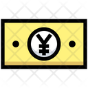 Yen Money Payment Icon