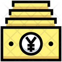 Yen Cash Payment Icon