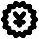 Currency Money Yen Icon