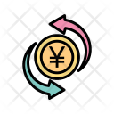 Yen Currency Finance Icon