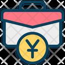 Yen Bag Briefcase Icon