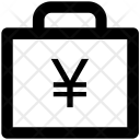 Yen Case Japanese Icon