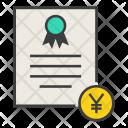 Yen Trade Business Icon