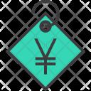 Yen Yuan Currency Icon