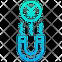 Yen Attract Icon