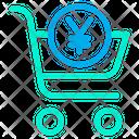 Yen Cart Icon