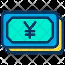 Yen Cash Icon