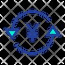 Yen Chargeback Icon