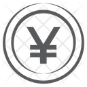 Yen Coin Currency Coin Cash Icon