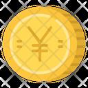 Yen Cash Coin Icon