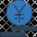 Yen Coin Money Cash Icon