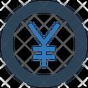 Yuan Yen Currency Icon