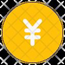 Yen Coin Yen Money Icon