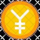 Yen Coin Money Yen Icon