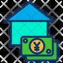 Yen Cost Icon