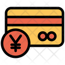 Yen Credit Card Icon