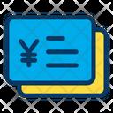 Yen Description Icon