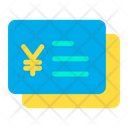 Yen Description Icon