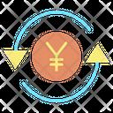 Yen Exchange Icon