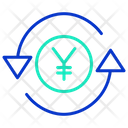 Yen Exchange Icon
