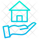 Homecare Home Take Care Of House Care Of House Icon