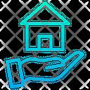 Yen Home Icon