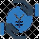 Yen Investment Safe Investment Yen Finance Icon