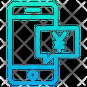 Mobile Chat Yen Chat Icon