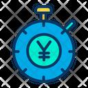 Yen Management Icon