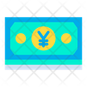 Money Currency Yen Icon