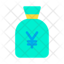 Yen Money Money Bag Icon