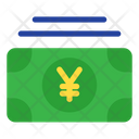 Yen Money Currency Icon