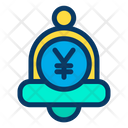 Yen Notification Icon