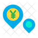 Yen Place Icon