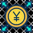 Yen Profit Finance Icon