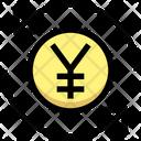 Yen Rotation Yuan Rotation Money Rotation Icon