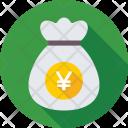 Money Sack Finance Icon