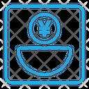 Yen Saving Icon
